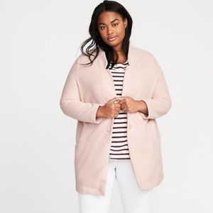 NWT Old Navy Blush Coat for Women